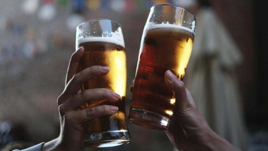 pivo je spolu s kávou a čajom najpopulárnejším nápojom na svete