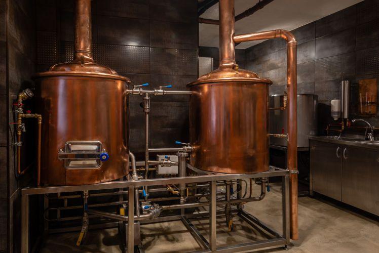 Na výrobu pivného kúpeľa sa používajú čisto prírodné pivné suroviny