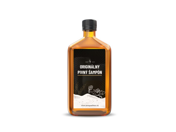Originálny pivný šampón od Maravaru