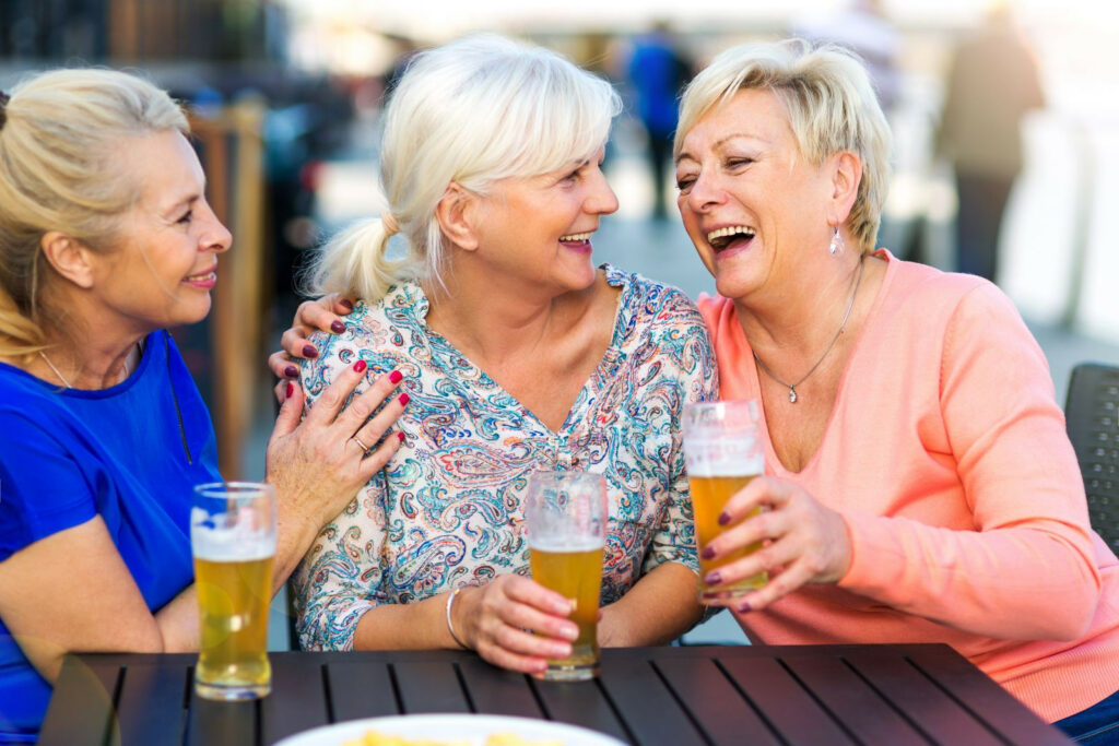 Pivo pre ženy neznamená veľké zdravotné riziko